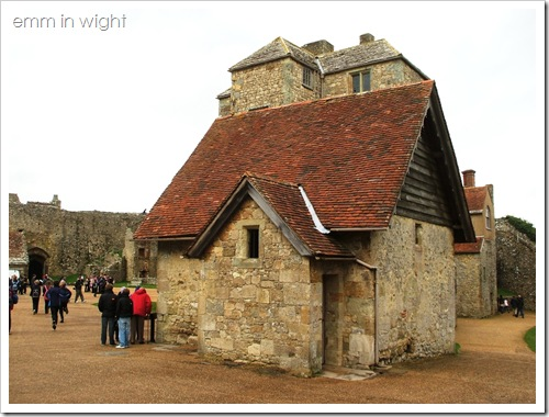 Carisbrooke Castle - Well House