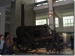 Stephensons Rocket