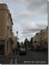 Greenwich town centre