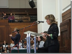 Baroness Helena Kennedy QC - Feminism in London 2010