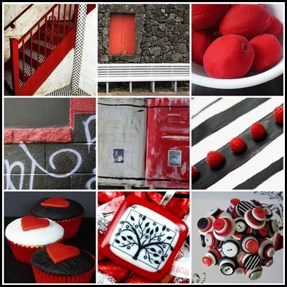 083109 Black White Red