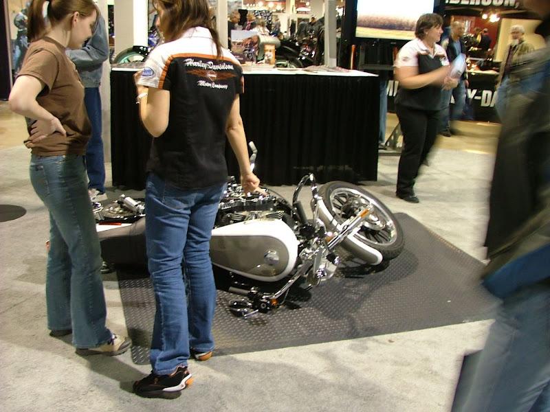 Heavy Motorcycle