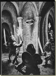 Magic Mouth - Player's Handbook AD&D 1ed