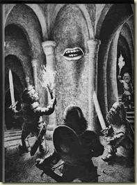 Magic Mouth - Player's Handbook AD&D 1ed