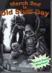 Old Stuff Day Logo