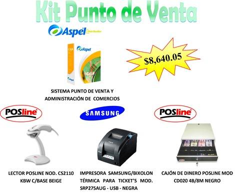 Kit TPV - 4