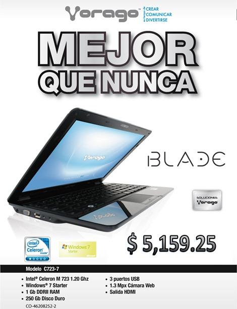 Laptop Blade