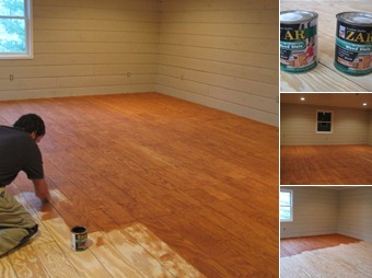 Quarry Orchard Plywood To Plank Flooring Tutorial
