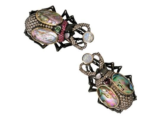 Maison chaplin for Jardin francais jewelry