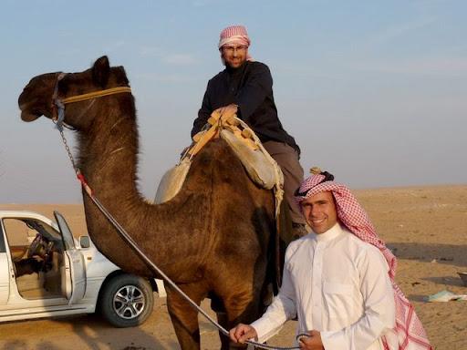 aventura  84  Arabia Saudí: La gran aventura con Vuela+