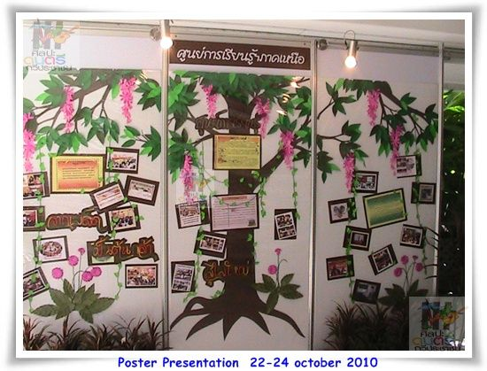 12 years poster presentation