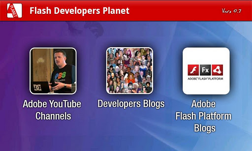 Flash Developer Planet