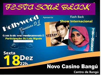 FESTA SOUL BLACK