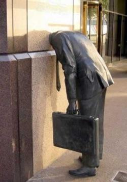 Curiosa estatua