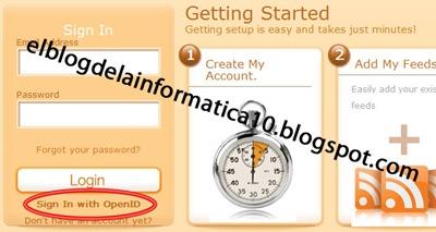 Enlazar Twitter con nuestro blog