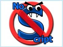 NoScript para Mozilla Firefox