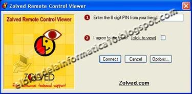 Zolved Programa Control Remoto