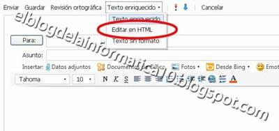 Enviar emails sin archivos adjuntos