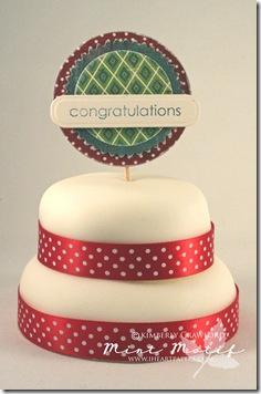 Mini cake Cake