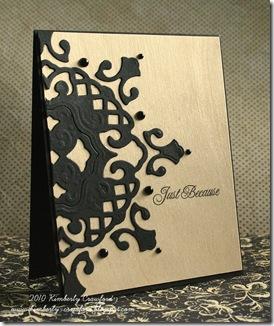 Classy and Elegant Card
