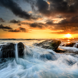 overflow by Raung Binaia - Landscapes Sunsets & Sunrises (  )