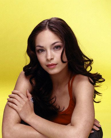 cum on kristin kreuk