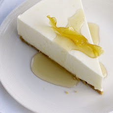 Lemon Quark Cheesecake