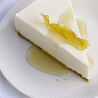 Lemon Quark Cheesecake Recipes