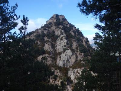 Roc de les Monges