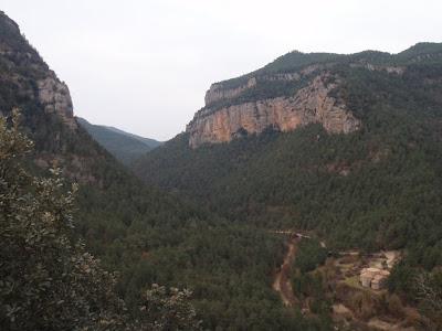Vall d'Ora i Sant Pere de Graudescales