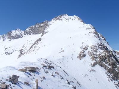 Cresta del Coll de Monestero i Pic de Peguera