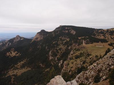 Cim d'Estela, Roc d'Uró i Torreta dels Enginyers