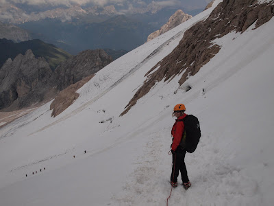Creuant la glacera