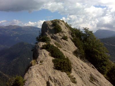 Cim de la Roca Forcada (1.544 m.)