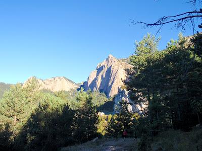 Al fons la Roca Gran de Ferrús