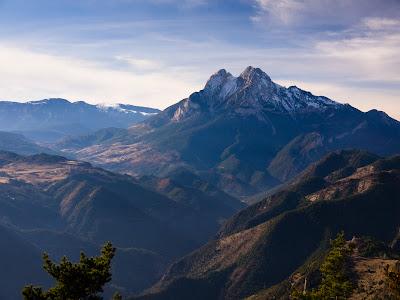 Pedraforca i vall del Riu de Saldes