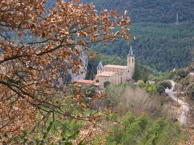 Al fons el Santuari de Lourdes