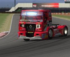 Truck Racing Renault