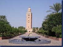 300px-MoroccoMarrakech_Koutoubia_mosqueFromGarden
