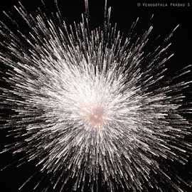 Fireworks by Venugopal Prabhu S - Abstract Fire & Fireworks ( abstract, new, blast, fireworks, happiness, year, fire )