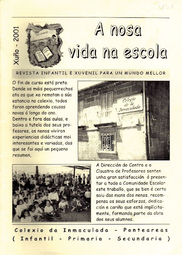 Revista nº 1. Xuño 2001
