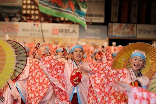 本祭1日目 高知城演舞場 11   D-11962
