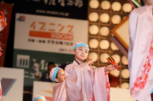 本祭1日目 高知城演舞場 20   D-11990
