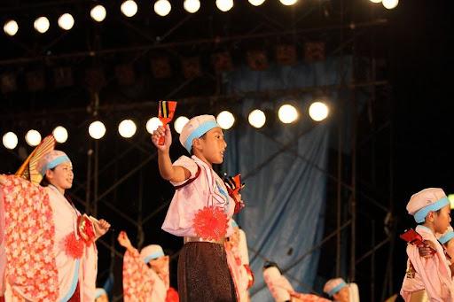 本祭1日目 高知城演舞場 22   D-11992