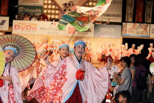 本祭1日目 高知城演舞場 28   D-12001