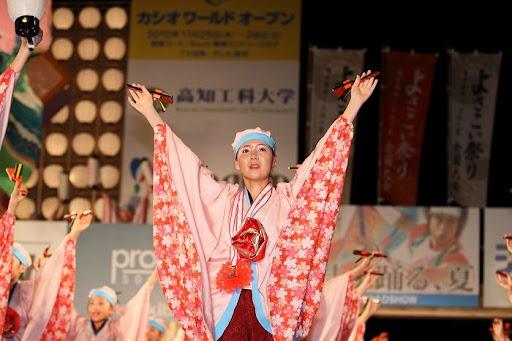 本祭1日目 高知城演舞場 39   D-12029