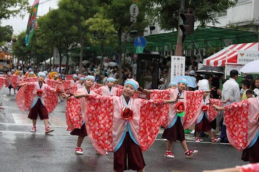 本祭2日目 追手筋本部競演場  22     D-15838