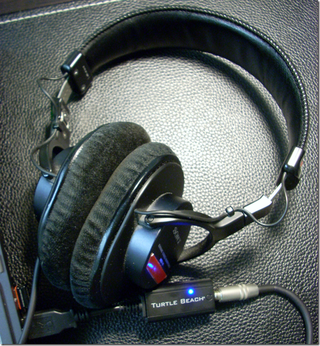 turtle beach_analong SONY V6