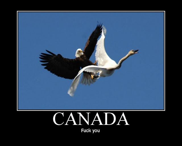 Canada: Fuck you