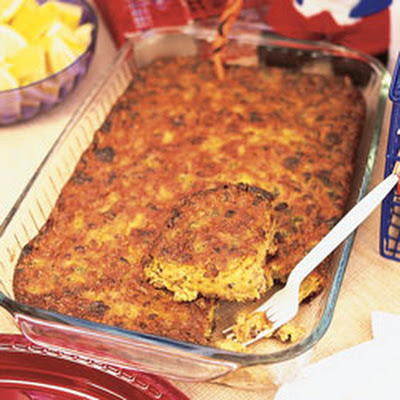 Black-Eyed Pea Corn Bread